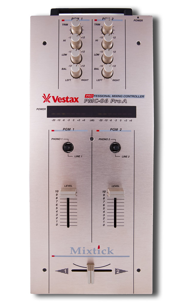 Vestax Pmc 06 Vestax Pmc 06 Pro a | by