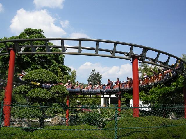 Paris jardin d 39 acclimatation flickr photo sharing - Jardin d acclimation paris ...