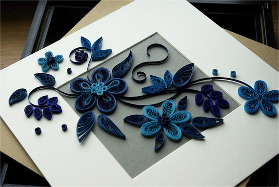 Paper quilling flower 6 quilling flower dun flickr paper quilling flower 6 by dun mightylinksfo