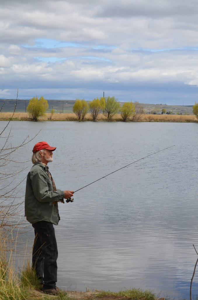 Baker county tourism 4524 fishing in for Brownlee reservoir fishing report