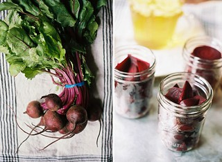 Marisa's Gingery Pickled Beets | by yossy arefi