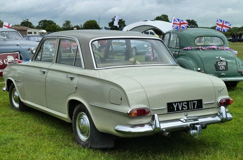 Vauxhall Victor Fb 1964 Vauxhall Victor Fb 1 6 Litre