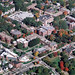Aerial View of the Clark University Campus