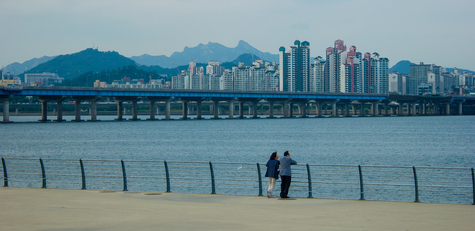 Across the Han River