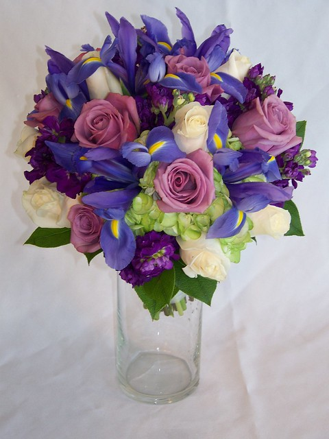 June Wedding Flowers 2012