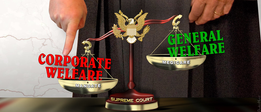 Supreme Court - Tipping the scales of justice | Adapted ...