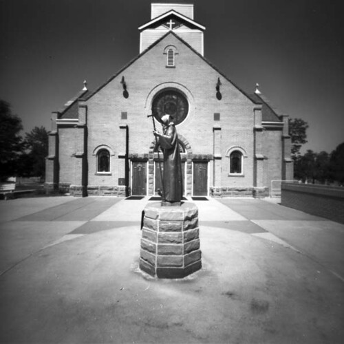 St. Francis @ St Mary's | by Pinhole Pip