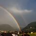 Regenbogen über Tamsweg - HDR