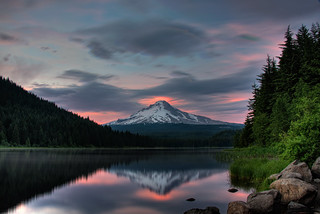 Mt. Hood Pink Halo | by JeremyConk
