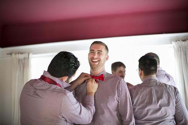 WG Well-Groomed Groom ShanBrandon 5 Shirt Bowties
