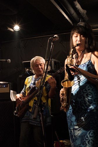 MARKEY'S BLUES PROJECT live at ZZ, Tokyo, 12 Sep 2016 -00144