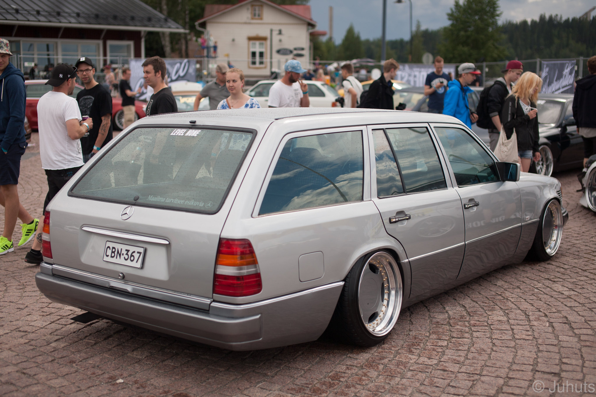 temeee.: Ex S124 & BMW E38 29414020256_c4e03671aa_k