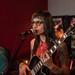 Luz Elena Mendoza of Y La Bamba @ Record Room for Record Store Day 2012