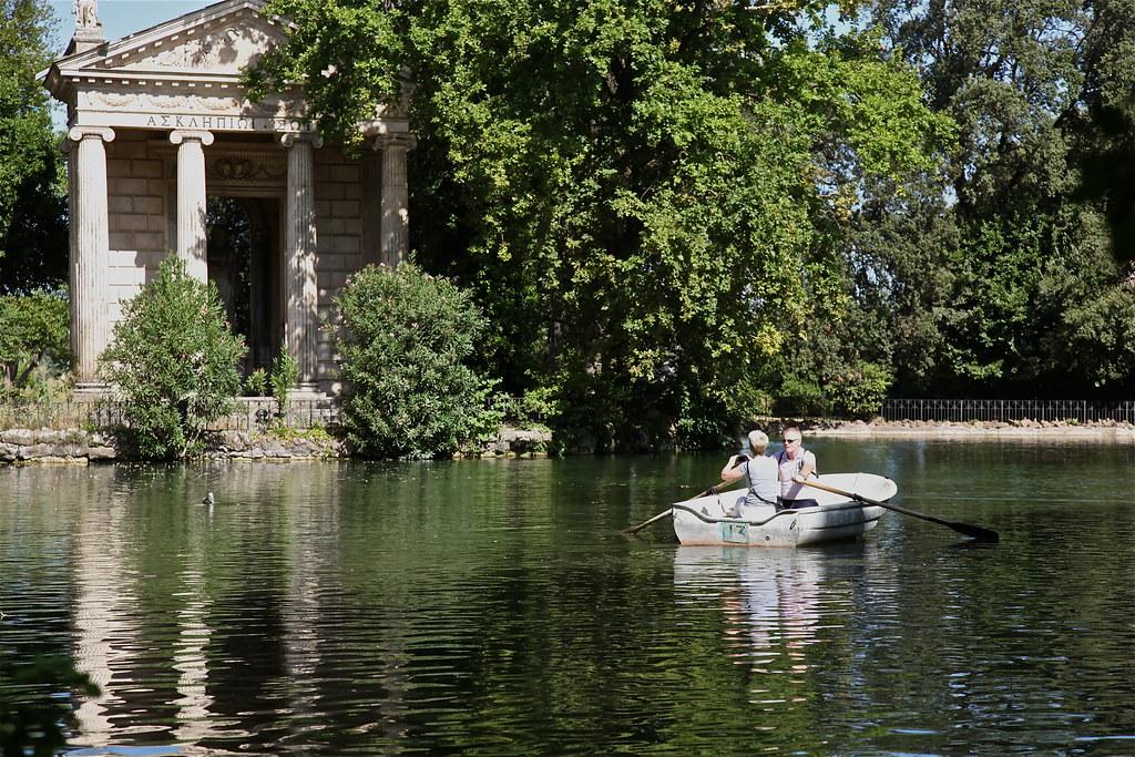 jardins da villa borghese villa borghese gardens roma