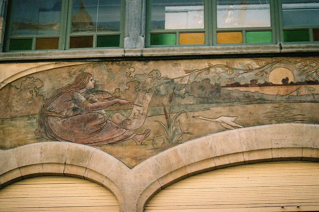 Maison atelier 1902 de la peintre et sculpteur louise de for Atelier de la maison