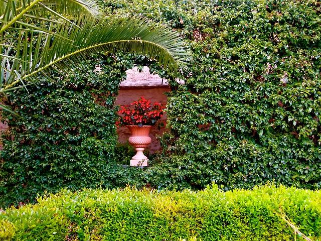 Jard n de monforte abril 2012 pasaje de las for Jardines de abril