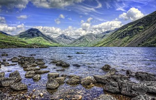 Wast Water - The Lake District | by steluckett
