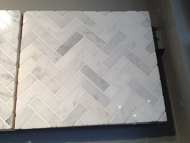 Decosee Herringbone Tile Pattern