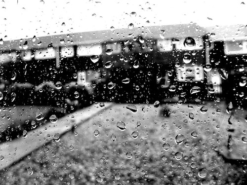 Raindrops on my window. | by AisforAmy91