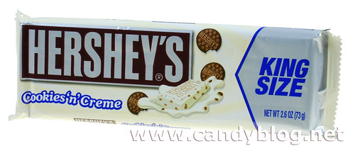 Hershey's Cookies & Creme | by cybele-