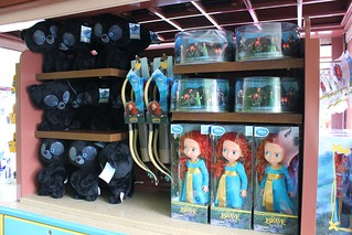 "Merida ""Brave"" merchandise 