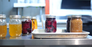 Pickled and jammed. | by ulterior epicure