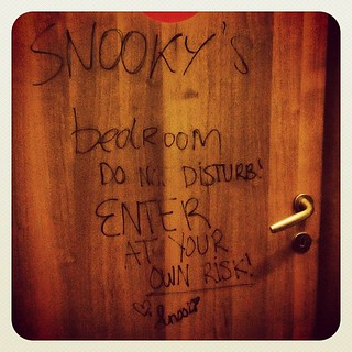 Snookie was here | by Zmanphoto