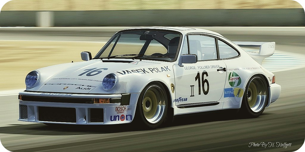 1982 Porsche 911 Turbo 16 Vasek Polak Legendary Race Team Flickr
