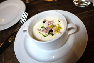White Cauliflower Veloute | by verabee