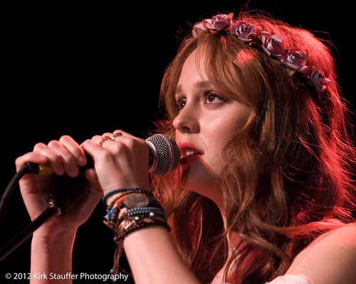 Leighton Meester @ Showbox Market | by Kirk Stauffer