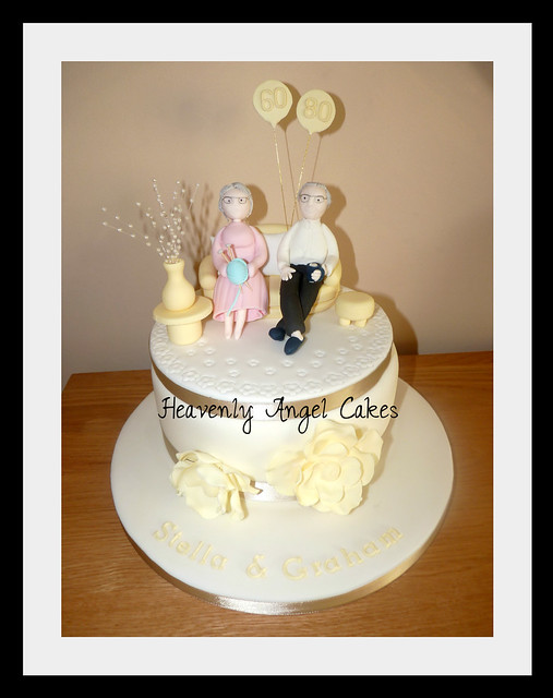 Couple Birthday Cake Pictures : Couple birthday cake Flickr - Photo Sharing!