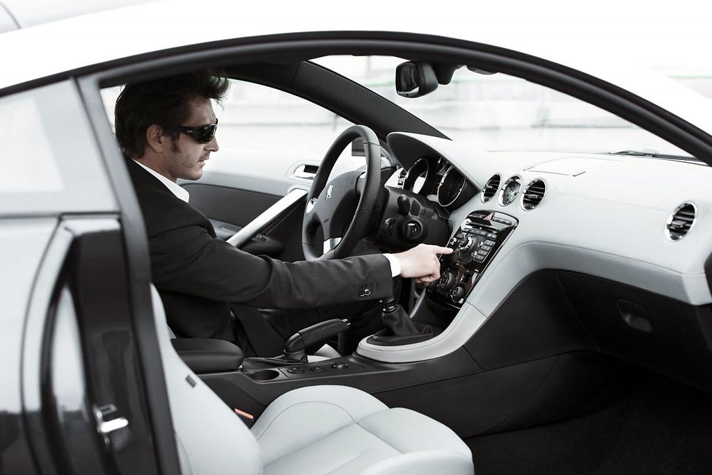Peugeot RCZ Interior | Inside the RCZ is just as impressive … | Flickr