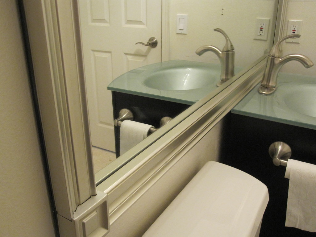 bathroom mirror trim kit mirror trim feel free to use this photo but be 16253