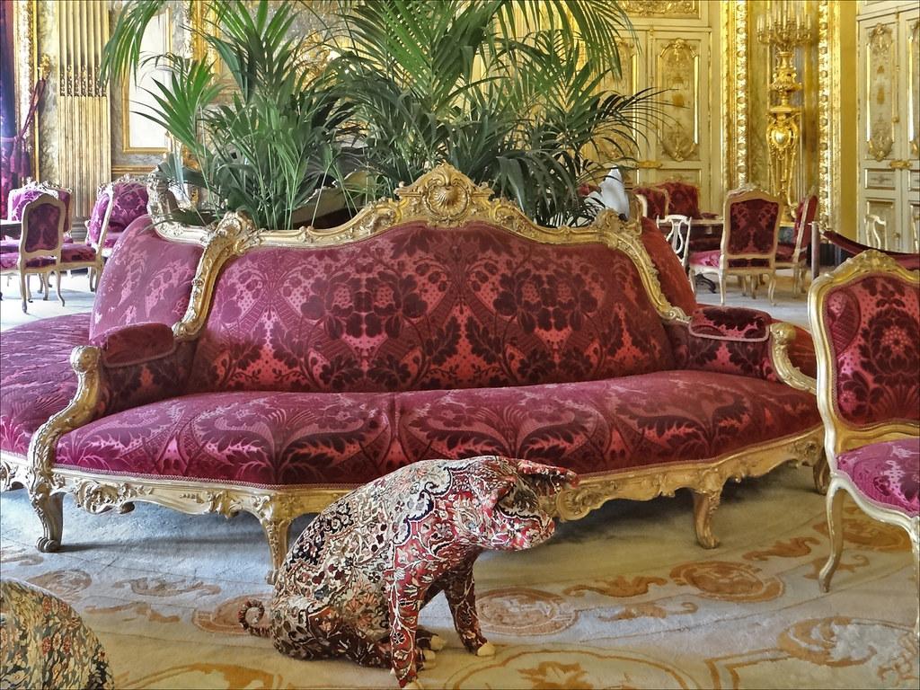 Un invit inattendu dans le grand salon napol on iii flickr for R b salon coimbatore