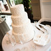 Ruth and Daniel's Wedding Cake