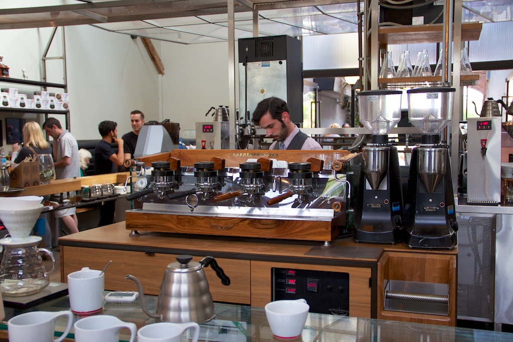 Barista Coffee Shop In Qatar