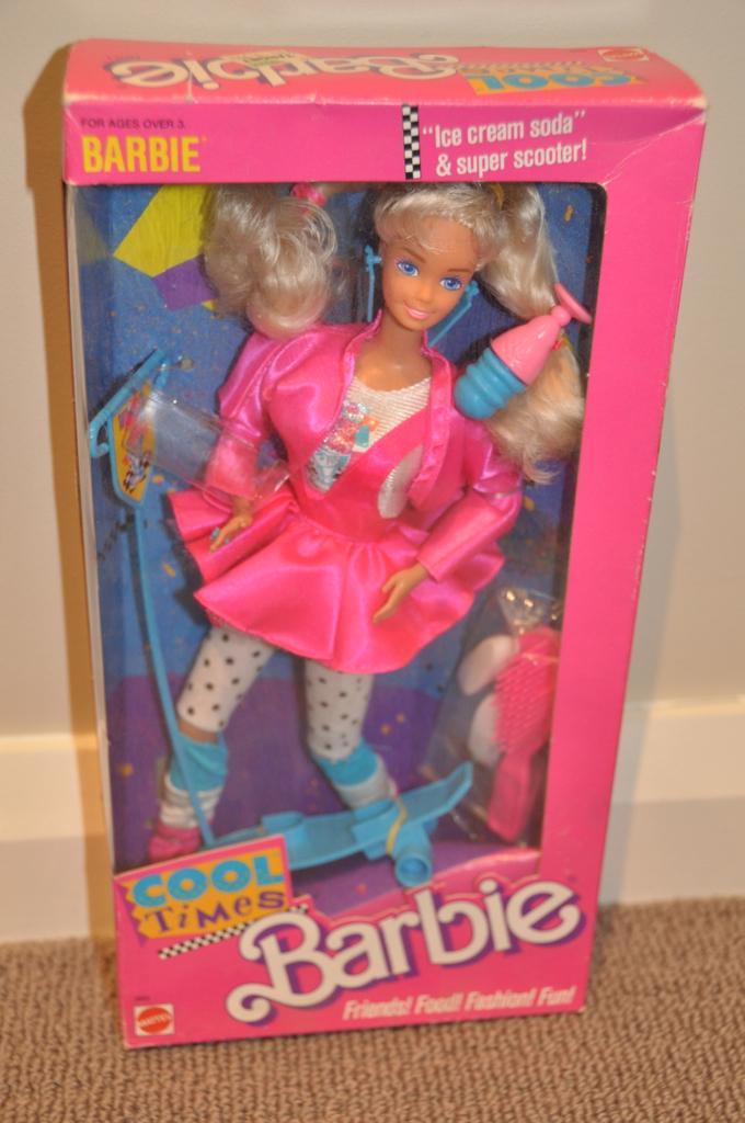 1988 barbie dolls