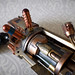 Steampunk Gun : 8 : Nerf Maverick : TinkSPG