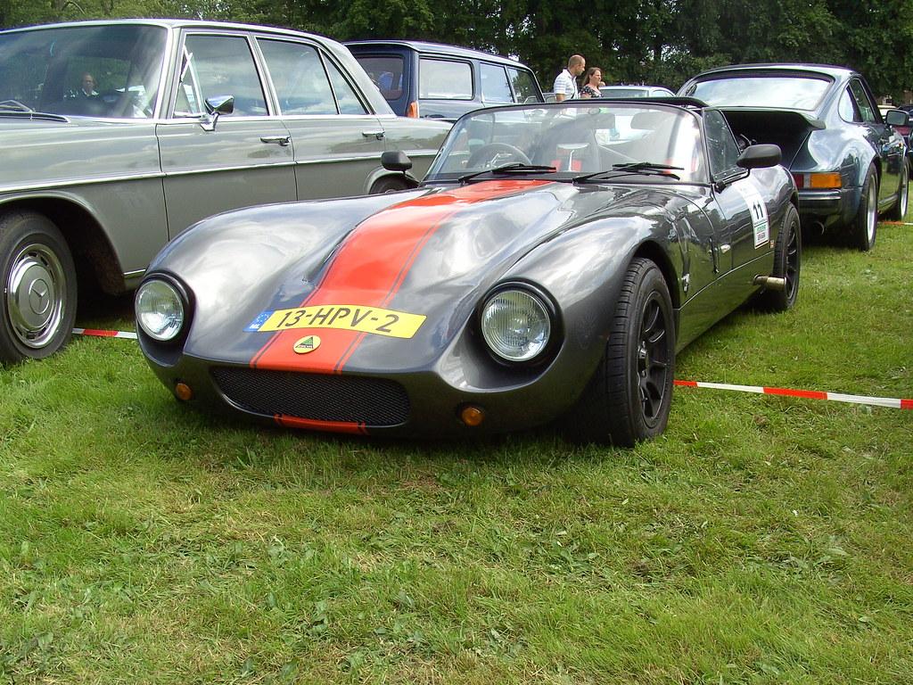 Specialist Lightweight Sports Cars