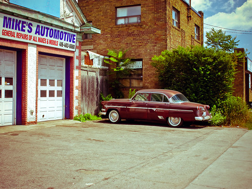 Ford Crestline | by Dominic Bugatto