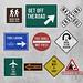 LOTR road signs