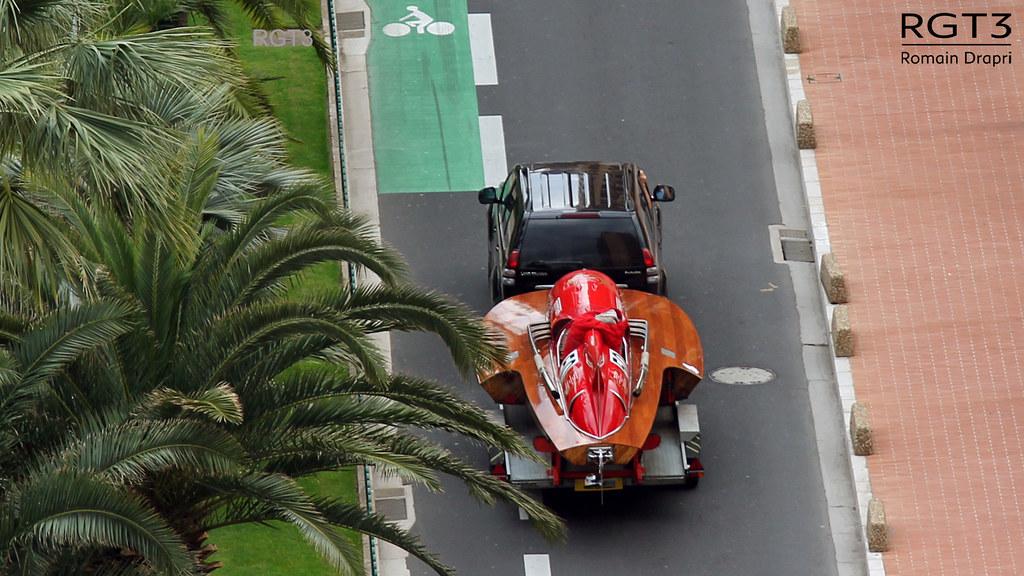 Timossi Ferrari Arno XI Racing Hydroplane 1953 600