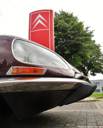 Citroën DS 23 IE Pallas 1974 | by XBXG