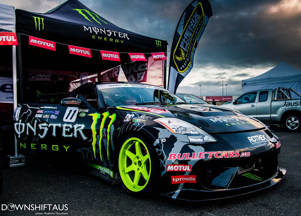 Nissan Drift Car Robert Mocchetti Flickr
