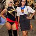 Miss Marvel and Femme Clark kent