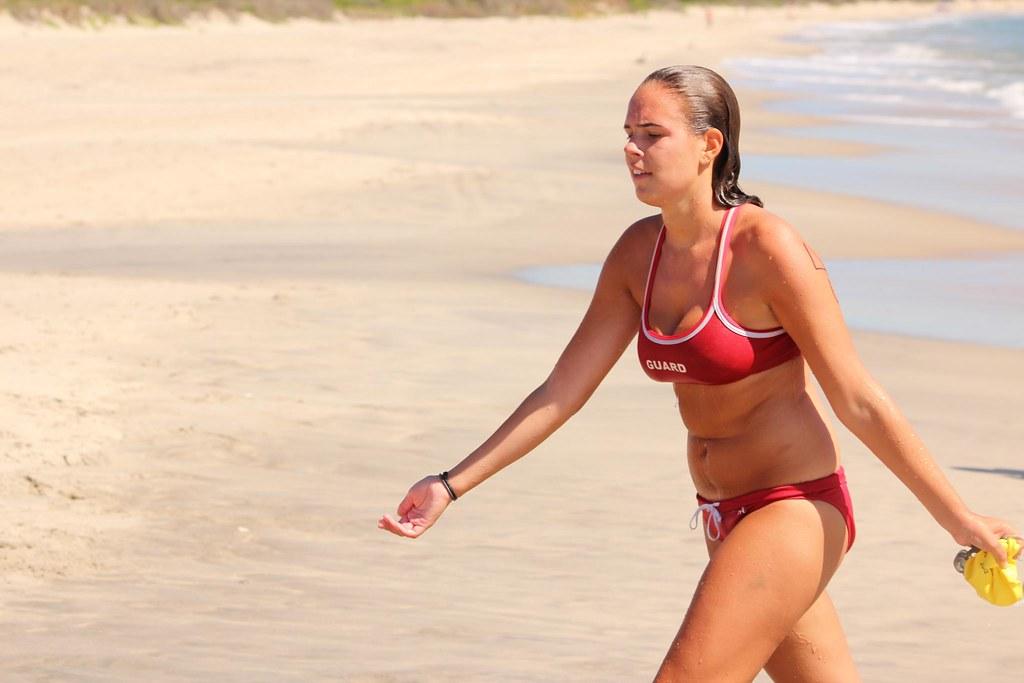 All Women Lifeguard Tournament 2012 Sandy Hook New