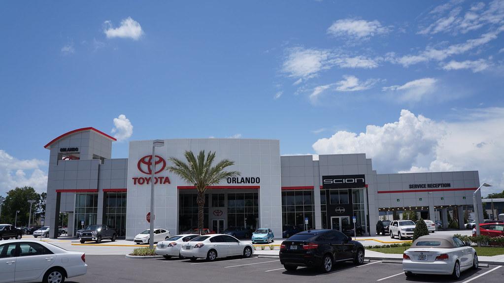 ... Toyota Of Orlando   By Toyota Of Orlando
