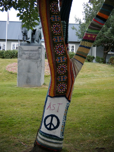 yarn bombing | by cpantsios
