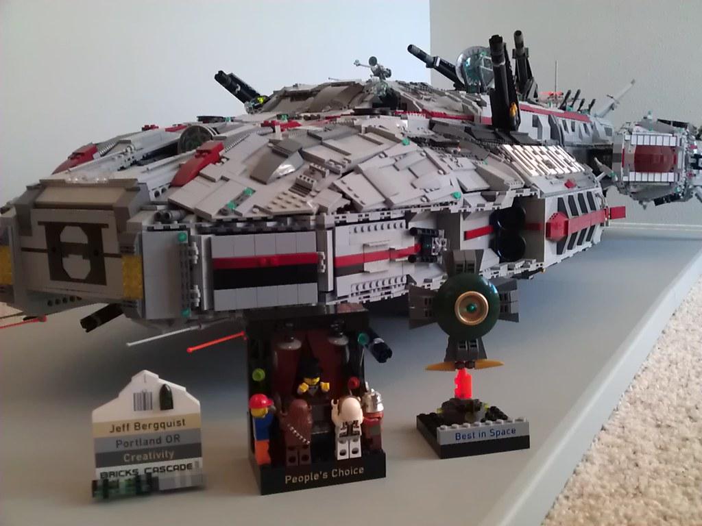 LEGO + Διάστημα! - Σελίδα 2 7674489696_8e5e94ea38_b