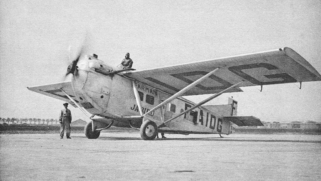 Resultado de imagem para Farman F.170 Jabiru